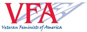 Veteran Feminists of America Logo