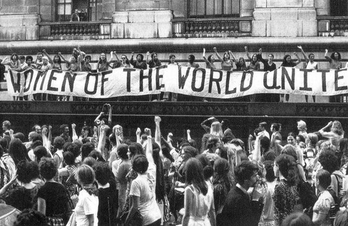 Women of the World Unite!