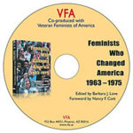 VFA Feminists Who Changed America - CD Format