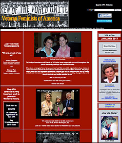 Legacy VFA Website