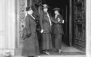 3 Suffragists