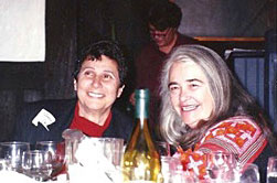 Eleanor Pam and Kate Millett