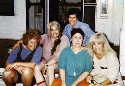 Linda Clarke, Kate Millett, Eleanor Pam, Phyllis Chesler, Merle Hoffman