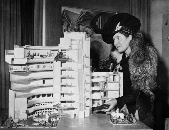 Hilla Rebay - Guggenheim Museum