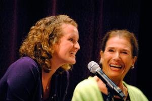 Jamie Friedlinger & Muriel Fox