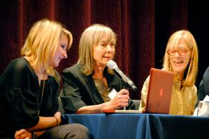Roxanne Szal, Ginny Watkins & Wendy Brandon