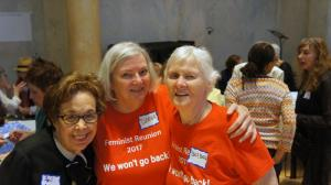 Sybil, Donna, Barbara