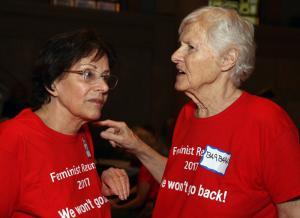 Talking with Barbara Love