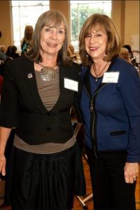 Virgina Watkins & Kathy Rand