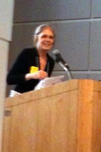 Gloria Steinem Speaks