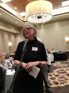 Honoree Meg Baldwin