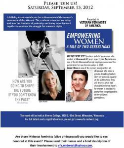 Empowering Women Flyer