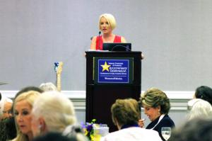 Lindsey Horvath Speaks